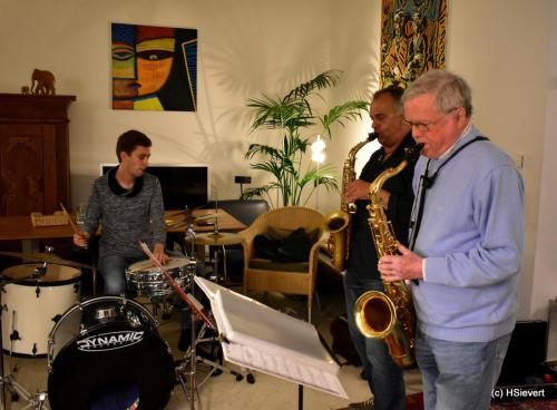 Samuel, Norbert & Volker